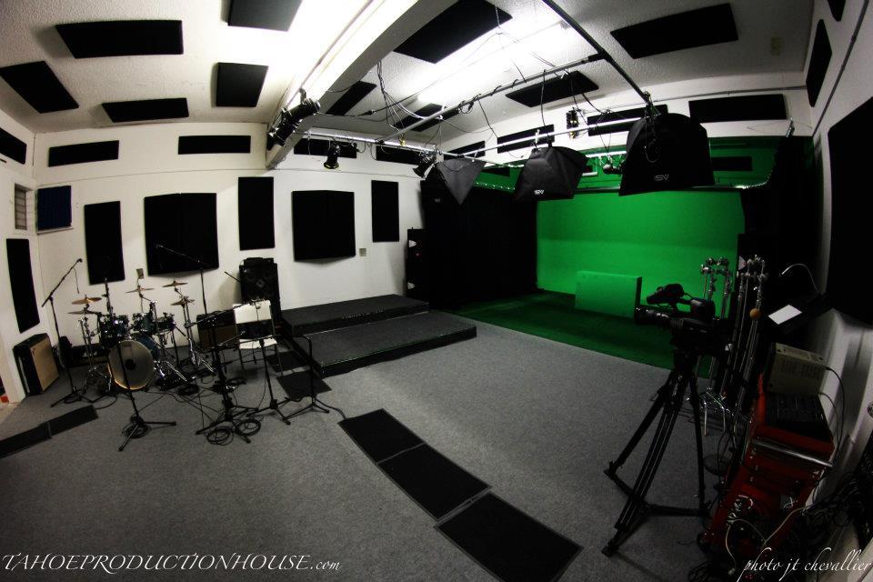 Production House Website Design