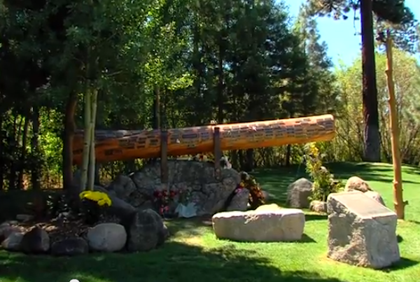 Childerns_ Memorial_Tree_Tahoe_Video