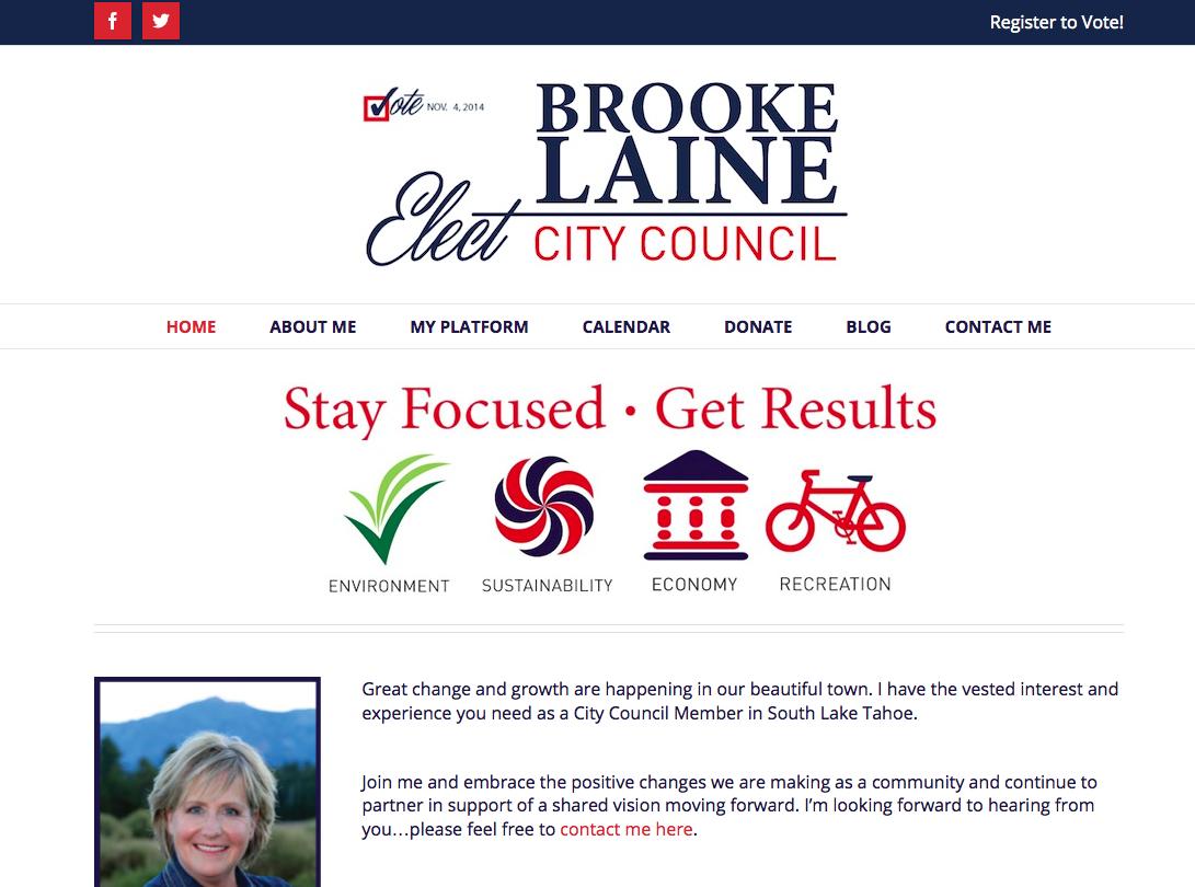 elect-brooke-laine-website-design-lake-tahoe