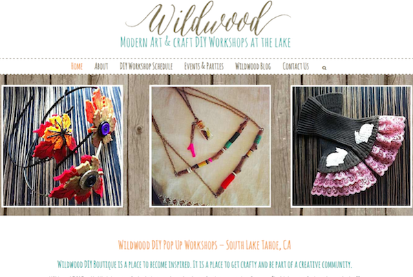 Website Design Wildwood DIY