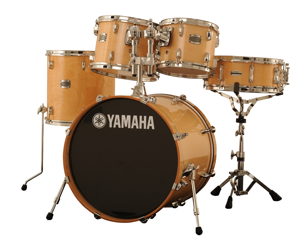 Tph Four Count Concepts Yamaha Custom Stage Birch Drum Kit
