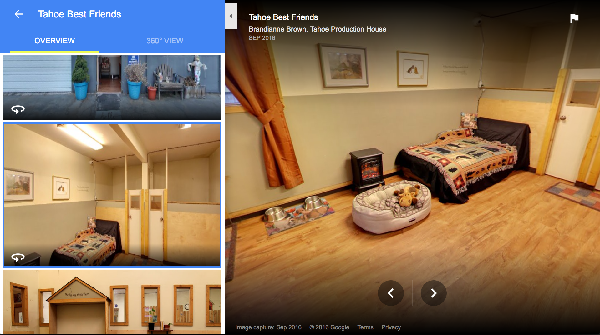 Check Out The Google Tour Here! Tahoe Production House ...
