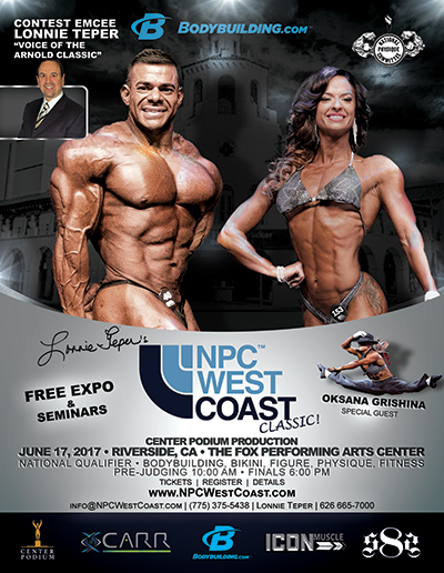 NPC West Coast Classic 2017 Live Stream - Tahoe Production House
