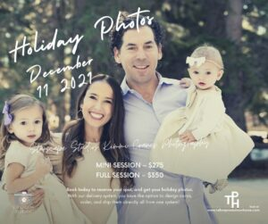 Starscape Studios Presents Holiday Photo Sessions with Kimmi Cranes @ Barton Meadow