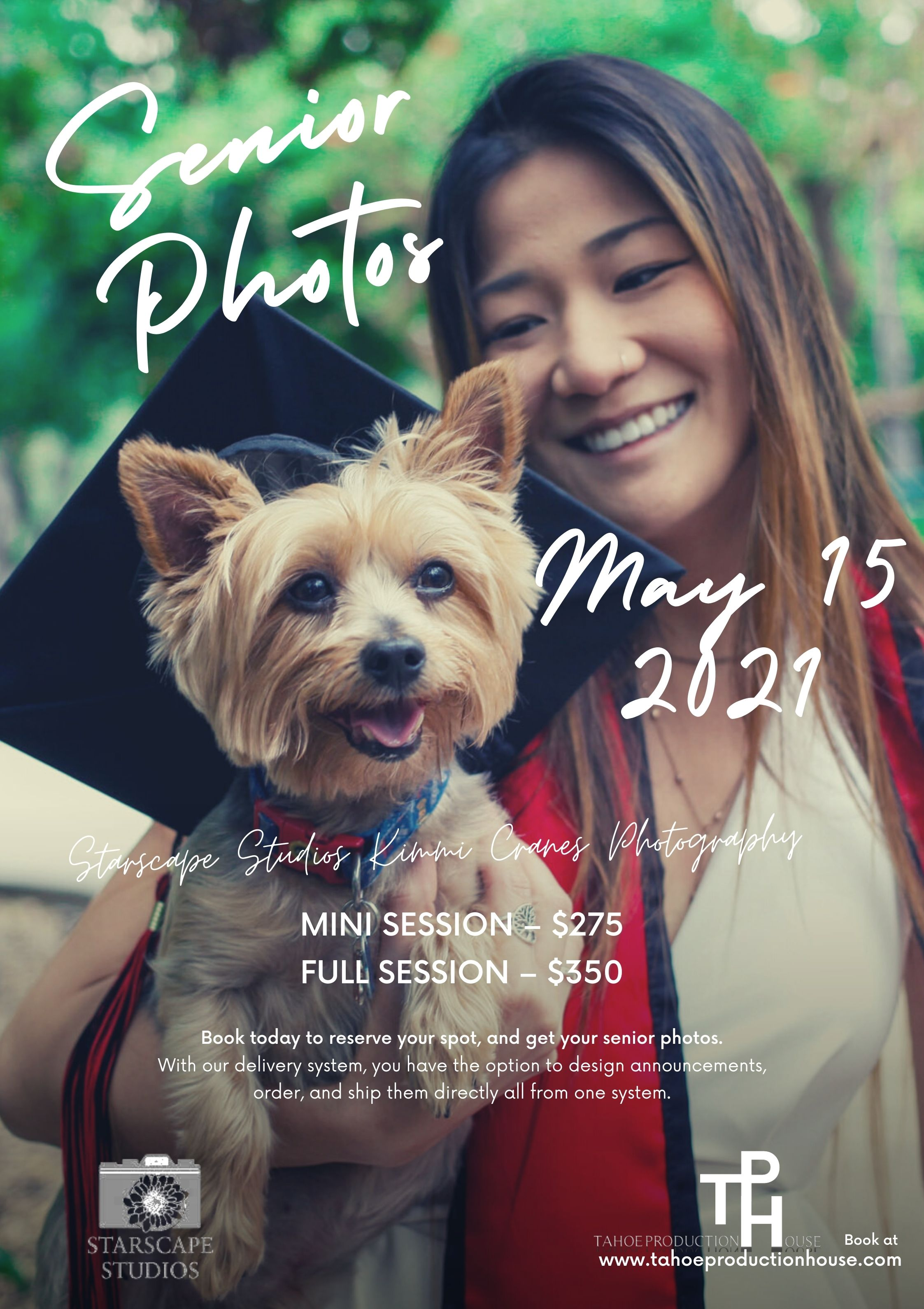 Starscape Studios Presents Senior Photo Sessions with Kimmi Cranes @ Barton Meadow