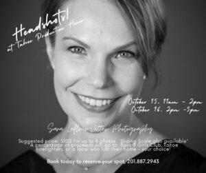 Sara Lafleur-Vetter Photography - Studio Headshots @ Tahoe Production House